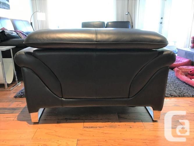 Genuine Leather Living Room Set