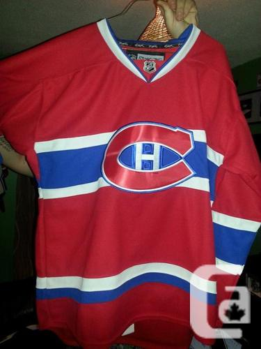Genuine Montreal Subban jersey