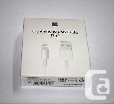 GENUINE OEM APPLE USB DATA CABLE WIRE CHARGER FOR