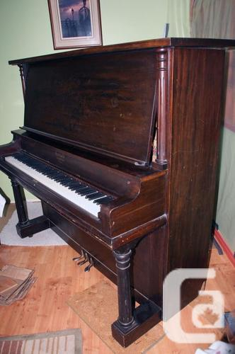 Gerhard Upright Piano For Sale