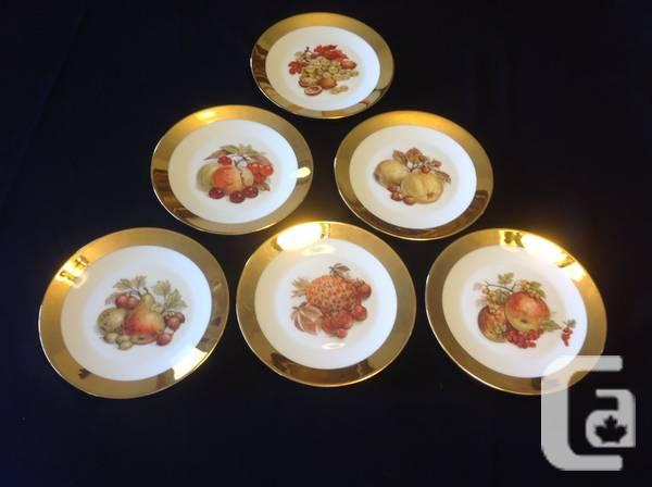 Germany Collector plates set. - $45