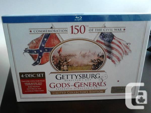 Gettysburg / Gods and Generals (Limited Collector's