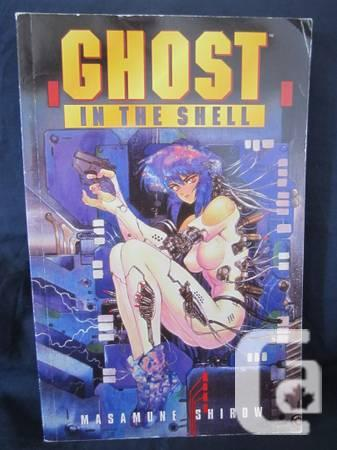 Ghost in the Shell - $10