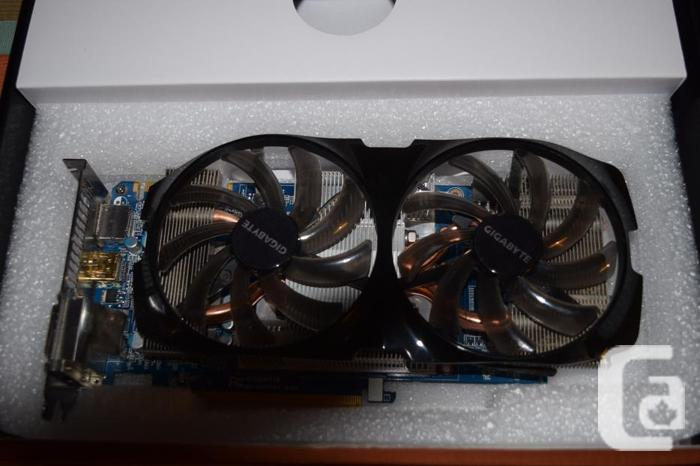 Gigabyte GTX 660ti Windforce 2 Video Card