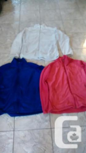 Girls Fleece Jackets - All-Size XL