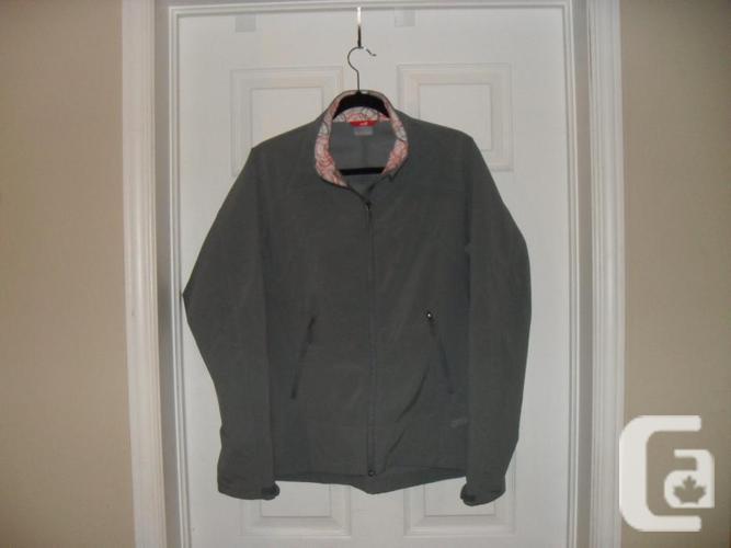 Girls Stunning Gray AVIA Spring Coat - XL
