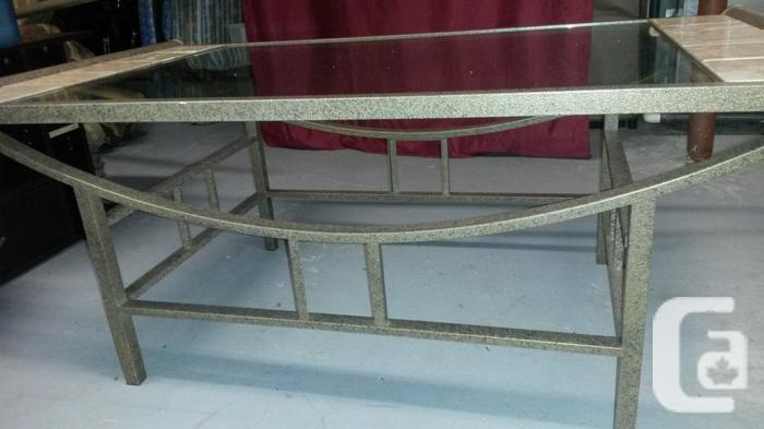 Glass/Ceramic Coffee Table