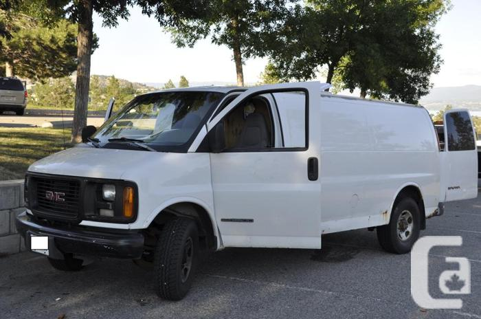 GMC Savana Camper Van Conversion - Stealth RV w.