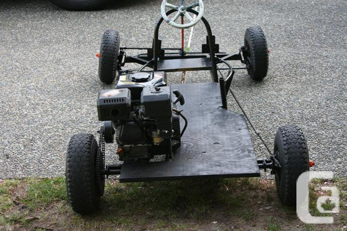 Go kart for sale in victoria british columbia classifieds for Go kart interieur montreal