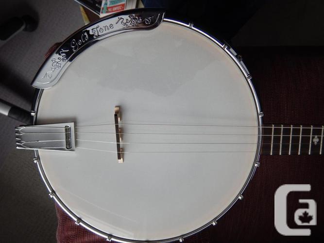 Gold Tone CC Tenor Banjo   (possible trade)