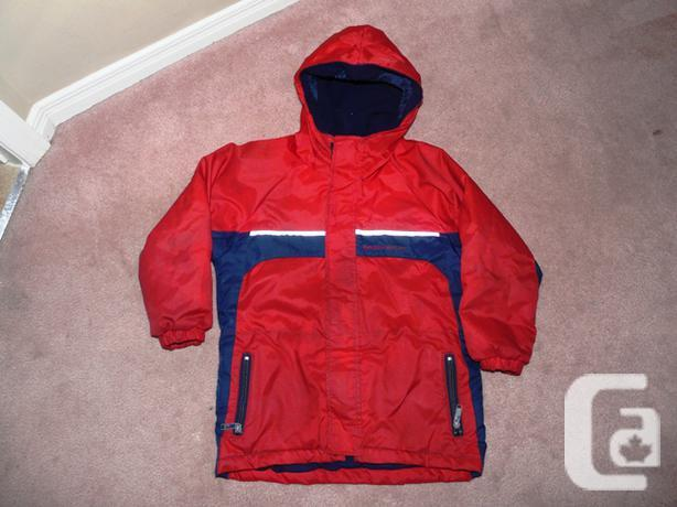 Golden Valley Snow Suit Jacket