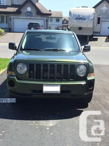 Good Condition -2008 Jeep Patriot North Edition