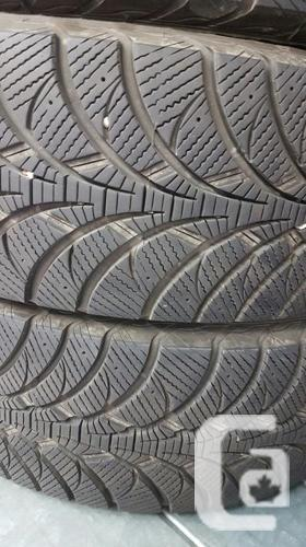 Goodyear Ultra Grip Ice 235/70/R16 Winter tires in Salt Spring Island,  British Columbia for sale