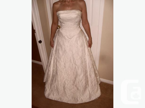 Gorgeous New Rena Koh Wedding Dress - Size 8