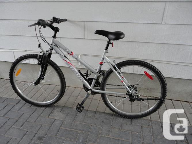 Great Adult Sise RALEIGH Commuter Mountain Bike!