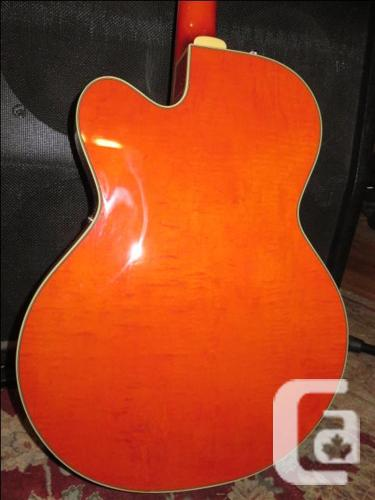 Gretsch G5420T Electromatic Hollowbody - Orange Stain