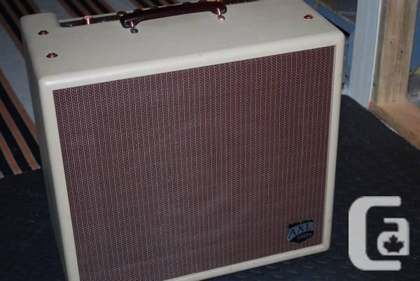 Guitar amplifier tube Akita 30 - $500