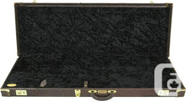 Guitar Case-Western Tooled Leather-NEW - $210