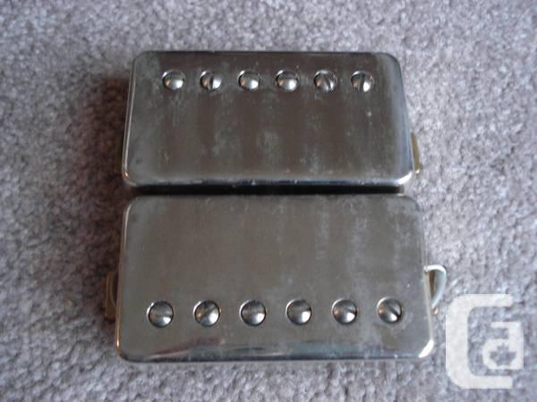 guitar pickups - $40
