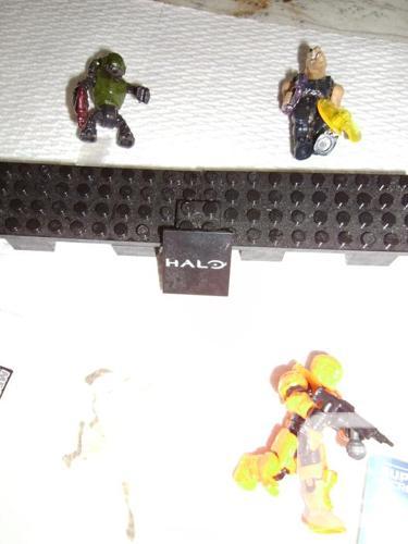 Halo Mega Bloks Spartan iv Battle Pack for sale in Warden