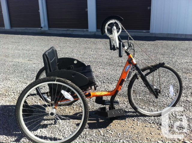 HANDCYCLE AVAILABLE