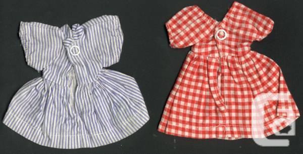 Handmade BARBIE Doll Clothes Dresses Winter Cover - $10