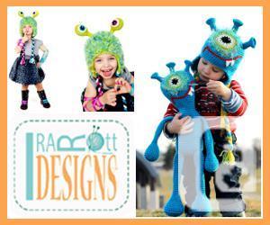 Handmade Crochet Animal Hats & Patterns by IraRott Inc.