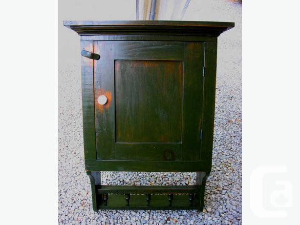 Hanging Wall Cabinets or Cupboards, Antique & Modern