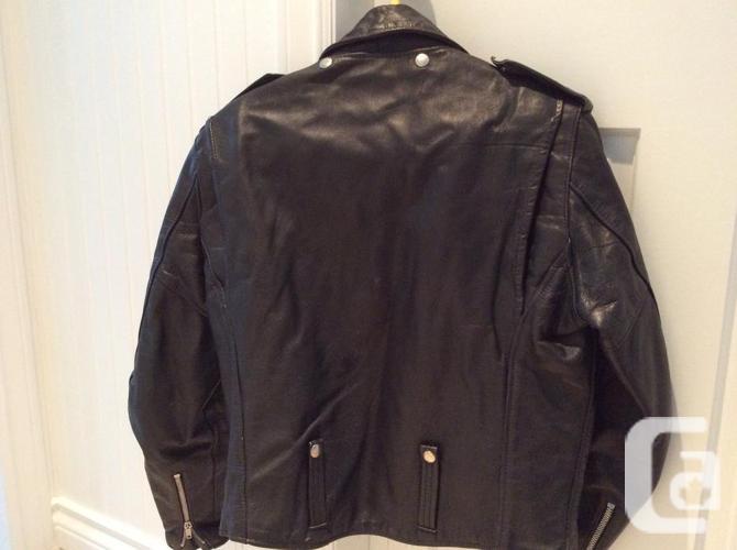Harley Davidson AMF Ladies Leather Jacket