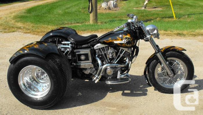 Harley Davidson Dyna Trike Conversions for sale in Coombs