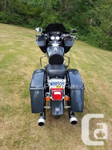 Harley Davidson Road Glide low miles