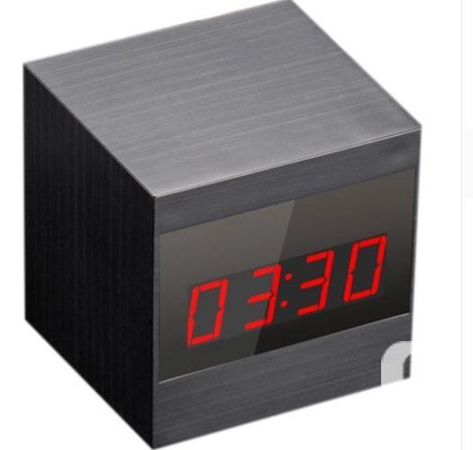 HD wood-grain infrared night vision light WiFi alarm