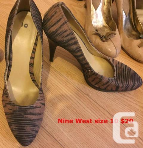 Heels Women size 10