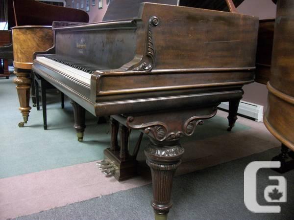 Heintzman Grand Piano 6'2
