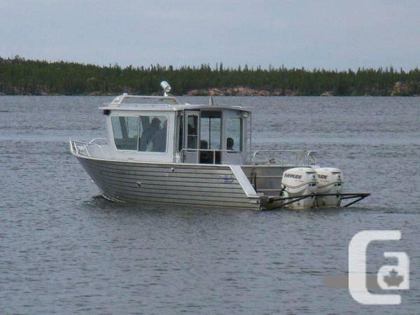 Henley Aluminum Boats For Sale In Whitehorse Yukon Territory