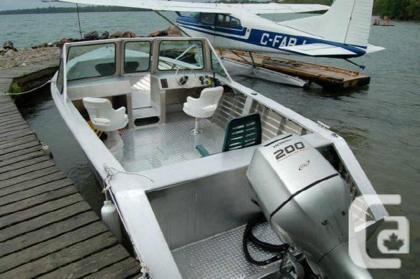 Henley welded aluminum boats