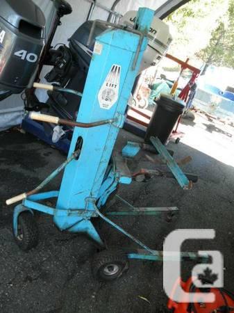 Hi Lift Outboard Motor Hoist For Sale In Victoria