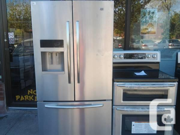 HIGH-END APPLIANCE SALES CLEARANCE! GE, MAYTAG & LG