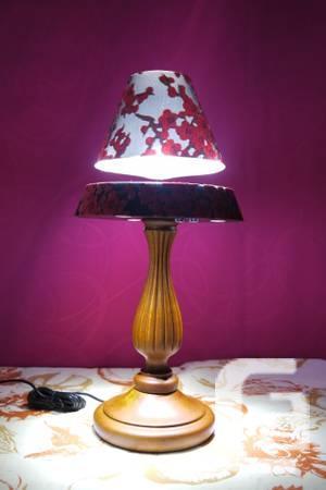 High Intensity LED Levitating Novelty Lamp Best Gift -