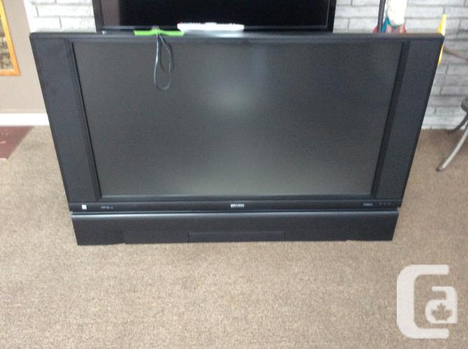 Hitachi Projector TV