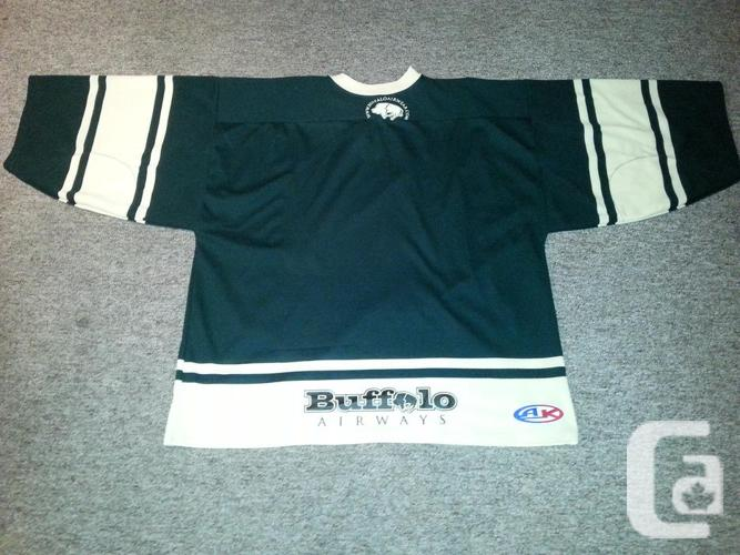 Hockey jersey Buffalo airways from Ice pilots BRAND