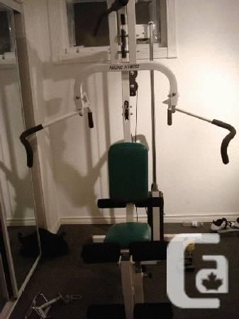 home gym zuma - $500