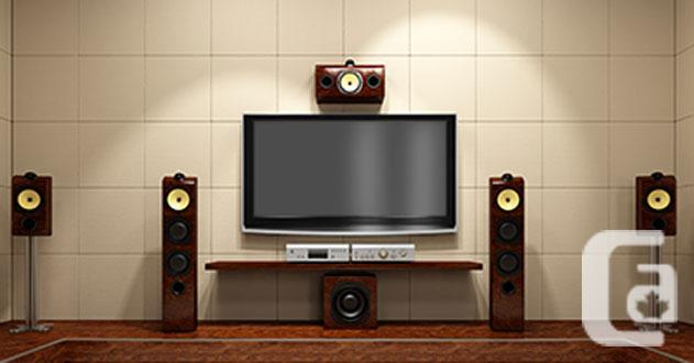 Home Theatre Systems Langley, Surrey BC