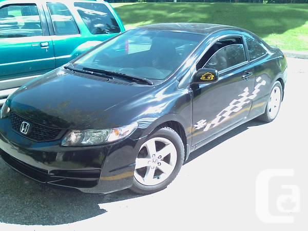 honda civic 2010 coupe 2 door 5 speed for sale in guelph ontario classifieds. Black Bedroom Furniture Sets. Home Design Ideas