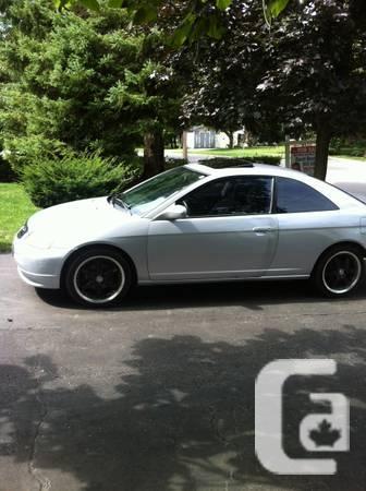 Honda civic si 2002 - $2000