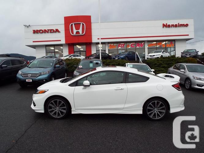 honda civic si for sale in nanaimo british columbia classifieds. Black Bedroom Furniture Sets. Home Design Ideas