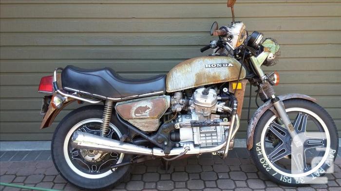 Honda CX500 Rat, Brat or your dream Cafe Racer? for sale ...