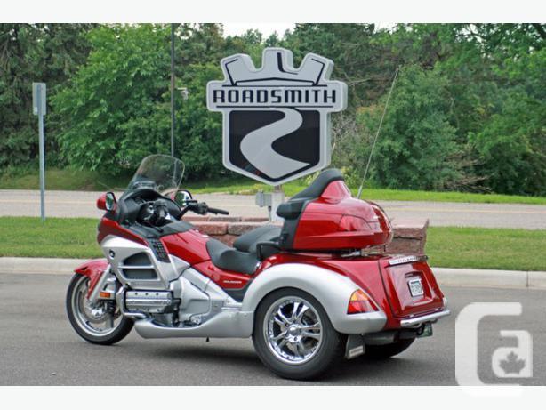 Honda Gl1800 Motor Trike Conversion 2000 2012 Models For Sale In Nanaimo British Columbia