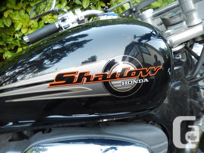 Honda shadow 600 vlx for sale in gabriola british for Columbia honda service