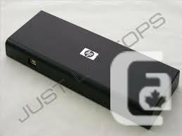HP USB 2.0 DOCKING STATION *CAN BE USED WITH ANY